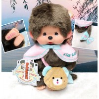 Monchhichi 45周年 Happy Trip M Size Boy 201105