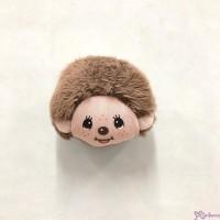Monchhichi Plush Head 5cm Magnet Boy 磁石貼 公仔 201471