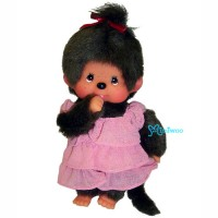 Sekiguchi Monchhichi S Size Layer Dress Girl 222510 ~ LAST ONE ~