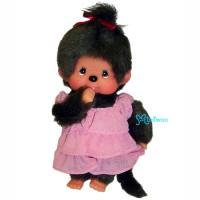 Sekiguchi Monchhichi S Size Layer Dress Girl 222510