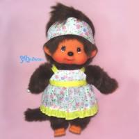 Sekiguchi Monchhichi S Size Dressed Sun Dress Girl 222640