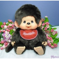 Monchhichi L Size Super Soft Head Premium Sitting Boy 軟頭 226641