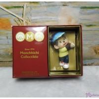 Micro Monchhichi 6cm Sport Figure 硬膠 公仔 - Golf 229956-3