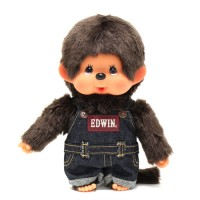 Edwin x Monchhichi M Size Limited MCC Overall Jeans Boy 231713
