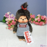 Edwin x Monchhichi Ver. 2 Limited MCC M Size Overall Jeans Girl 232574