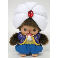 Bebichhichi 13cm Plush BBCC Arabian Night Boy 阿拉伯之夜 阿拉丁 男孩 233240