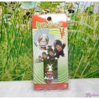 Monchhichi 3cm Mini Mascot Phone Strap Ultraman Monster 超人 V3 吊飾 233520