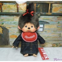 Edwin x Monchhichi Ver. 3 Limited M Size Overall Jeans GIRL 234141