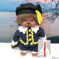 Monchhichi S Size MCC Boy Zwarte Piet 黑彼得 234270