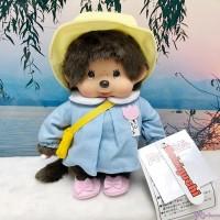 Monchhichi S Size 20cm MCC Kindergarten Girl 幼稚園 女孩  235773