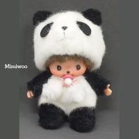 Bebichhichi 15cm Plush Animal BBCC Panda  236560