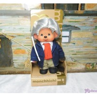Monchhichi Plush S Size Music Composer Beethoven 音樂家 貝多芬 237820