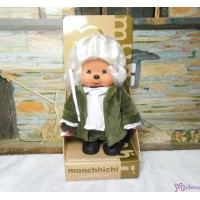 Monchhichi Plush S Size Music Composer Bach 音樂家 巴哈 237830
