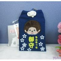 Monchhichi Mascot Card Pass Case Boy 御守 咭袋 吊飾 241570