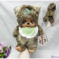 Monchhichi Friend 29cm Hand Puppet Toys - Raccoon 手偶 242230