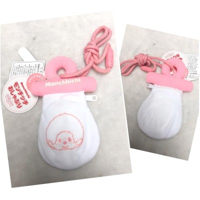 Monchhichi Pacifier Collection 15.5 x 9.5cm Mini Bag 奶咀 袋仔 242910