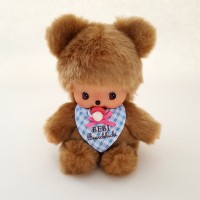 Bebichhichi S Size Plush BBCC Brown Bear 啤啤熊 243518