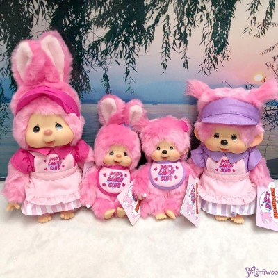 Monchhichi POP'n CANDY CLUB M Size MCC Girl 250868