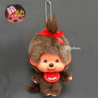 Monchhichi Big Head MCC Mascot Standing Girl 260263