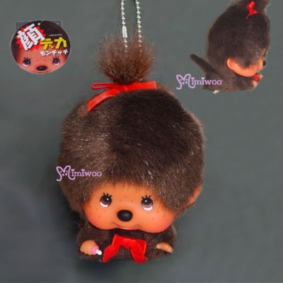 Monchhichi Big Head MCC Mascot Flying Girl 大頭 飛天 260287