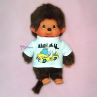Sekiguchi Monchhichi S Size 20cm NY Cab Tee Boy 252540