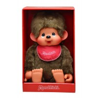 Sekiguchi Monchhichi 2L Standard Version Boy 80cm Doll (Box Pack) 255600