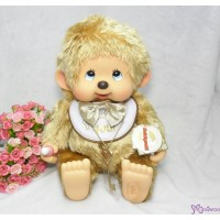 Monchhichi Sitting MCC (XL) Soft Head Gold Boy 256240
