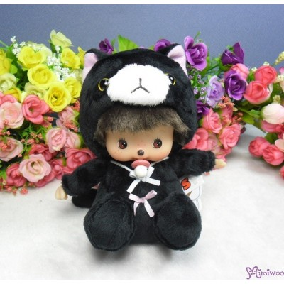 Bebichhichi 13cm Cat Kitten BBCC Boy Black 黑 貓 258475