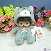 Bebichhichi 13cm Cat Kitten BBCC Boy Grey 灰色 貓 258499