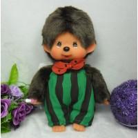 """Monchhichi S Size 8"""" Plush MCC Watermelon Boy 259960"""