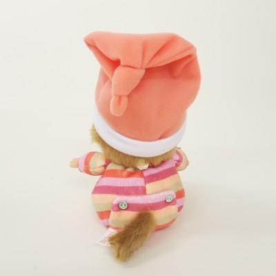 Bebichhichi Plush Brown Hair Romper Girl 彩色豆袋 BBCC 260140