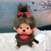Monchhichi 13cm Big Head Bean Bag Sitting Girl 260355