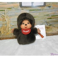 Monchhichi Finger Puppet Mascot Keychain Boy 手指 手偶 吊飾 260850