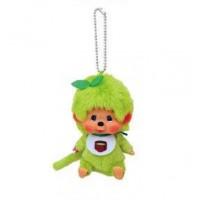 Big Head Monchhichi Mascot SS Size Keychain Matcha Green Tea 大頭 抹茶 吊飾 261185