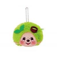 Monchhichi Mascot MCC Coin Bag Matcha Green Tea 抹茶 錢包 吊飾 261192