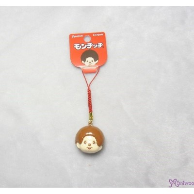 Monchhichi Lucky Bell Mascot Keychain 幸運 鈴鈴 吊飾 261734