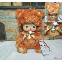 Bebichhichi M Size 21cm Plush 2018 Bear 熊 公仔 261758