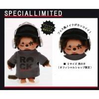 FES Monchhichi 2018 S Size Plush Rock DJ Boy 官方限量版 262151 預訂