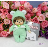 Monchhichi 10cm Birthday Birth Stone Keychain August 生日寶石 八月 2678