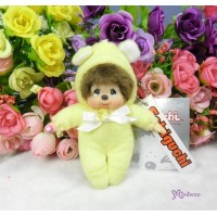 Monchhichi 10cm Birthday Birth Stone Keychain November 生日寶石 十一月 2681