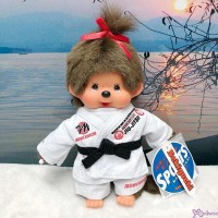 Sekiguchi Monchhichi Sports Plush MCC Judo Girl 柔道 女孩 271300