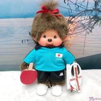 Sekiguchi Monchhichi S Size Table Tennis Sport Girl 乒乓球 女孩 278300