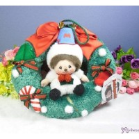 Monchhichi Christmas Door Ornament MCC X'Mas Ring 聖誕 門掛 吊飾 2799
