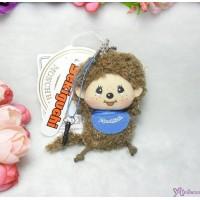 Monchhichi Chi Chi Mascot Curl Hair Plush Boy 290830