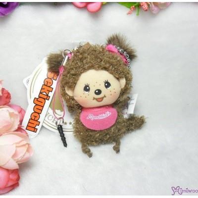 Monchhichi Chi Chi Mascot Curl Hair Plush Boy & Girl 290830+290840