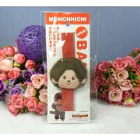 Monchhichi Mascot Lunch Box Books Rubberband 尼龍 橡皮帶 291410