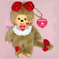 Monchhichi S Size OTONALAB Loving Heart MCC 293000 LAST ONE