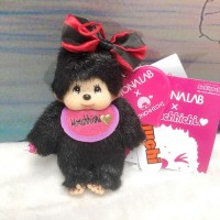Monchhichi OTONALAB Mascot MCC Rockin' Magic 吊飾 鑰匙扣 293100