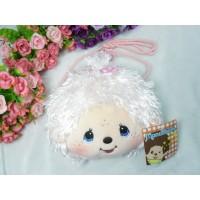 Monchhichi Pouch Moko Moko Girl MCC Small Bag Pink 手袋 293690