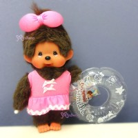 Monchhichi Beach Side Story Swim Suits Girl with Floaty 泳衣 水泡 裝 295902